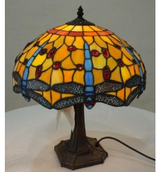 Lámpara Tyffany - LIBELULA GRANDE