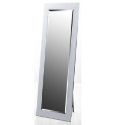 Espejo vestidor Rectangular blanco 53x133 de Garpe - DARLA