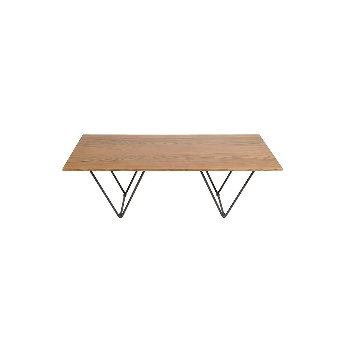 Mesa de centro vintage madera de santiago pons escala for Mesas de centro vintage