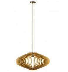 Lámpara de techo retro de Santiago Pons - KAN