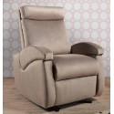 Sillón relax moderno gris de Monterelax - ANTONELLA