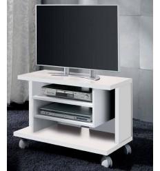 Mueble de Televisión blanco de Pelayo - CASER