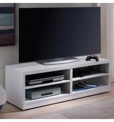 Mueble de Televisión blanco de Pelayo - NORTE