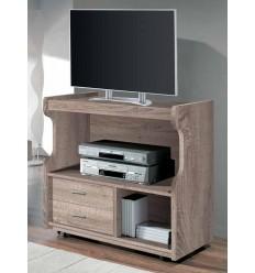 Mueble de Televisión color madera de Pelayo - SUR