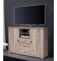 Mueble de Televisión color madera de Pelayo - NUENDO