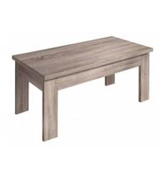 Mesa de centro abatible color madera cambrian de Pelayo - AIOWA
