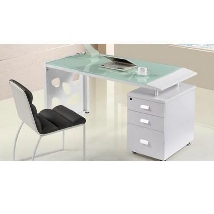 Mesa Oficina Cristal – Solo otra idea de la imagen del hogar