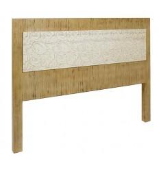 Cabecero vintage madera para cama de 150/160 de Santiago Pons - EDEN