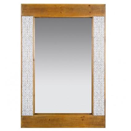Espejo de estilo Colonial Sonora de Vical Home