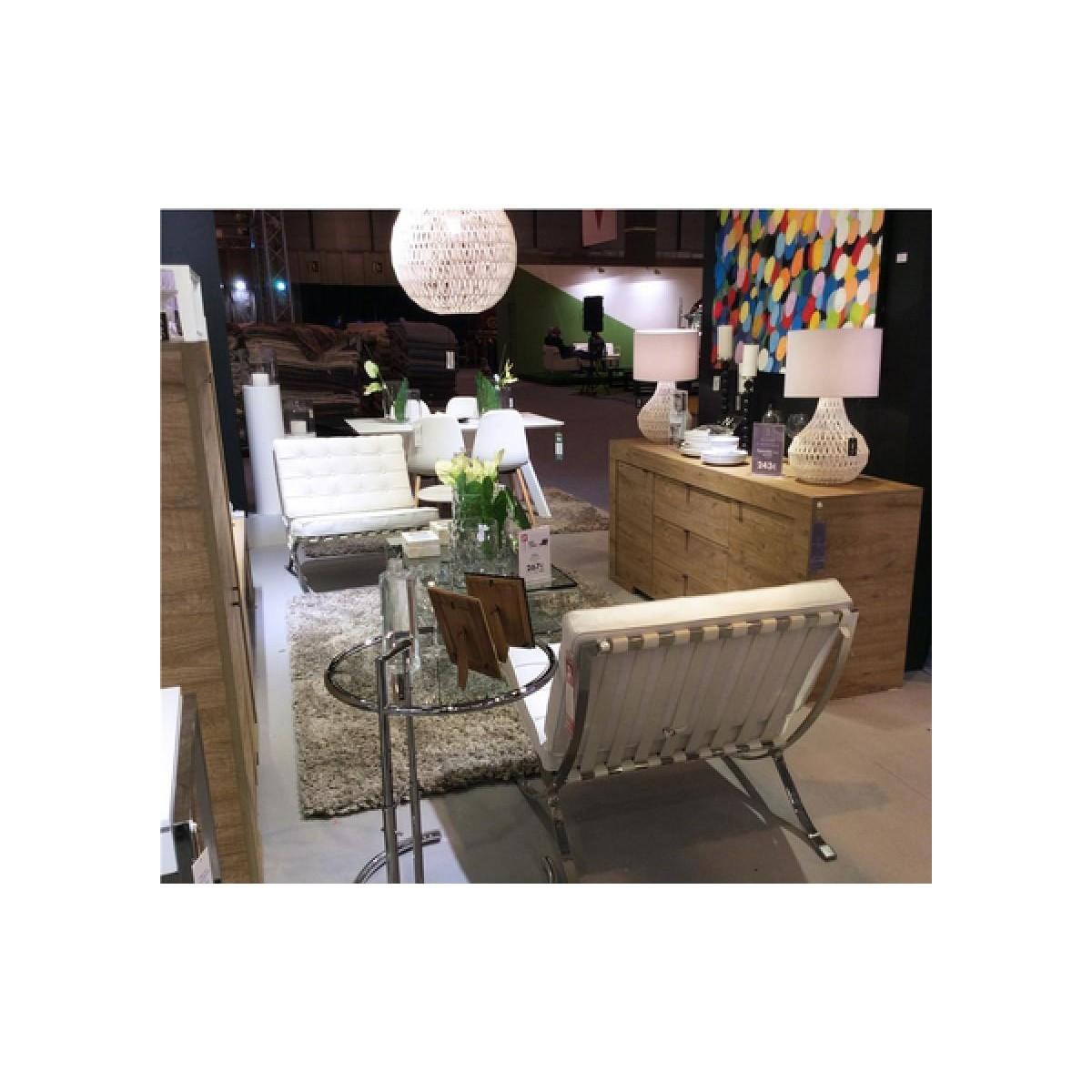 Mesa auxiliar moderna monocle de camino a casa for Camino a casa muebles