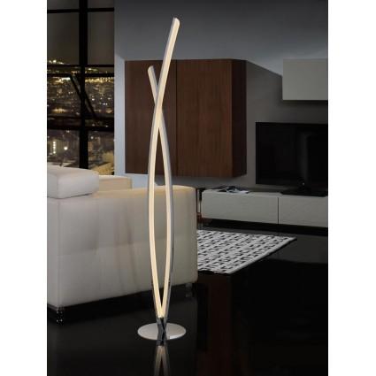 Lámpara Led de pie estilo moderno de Schuller - LINUR