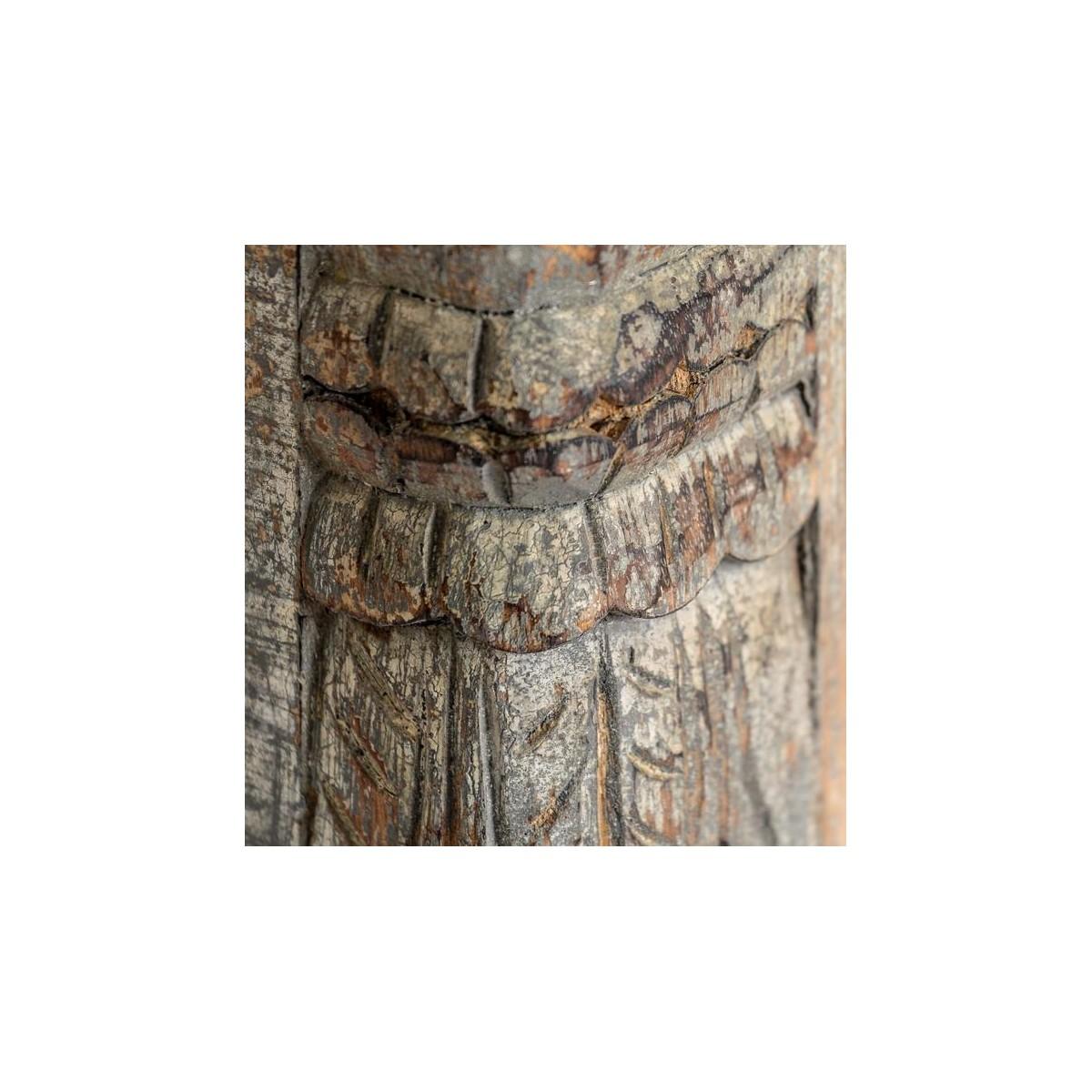 Consola recibidor madera de mango estilo oriental bettiah - Muebles de estilo oriental ...