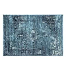 Alfombra grande color turquesa estilo clásico de Vical Home - MIRTA