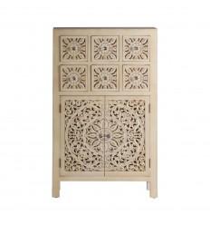 Mueble estilo oriental con seis cajones - MANDALA