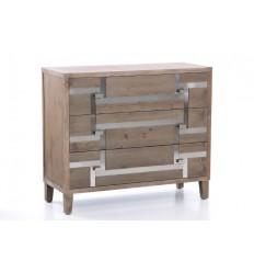 Cómo estilo industrial de madera - BAVIERA
