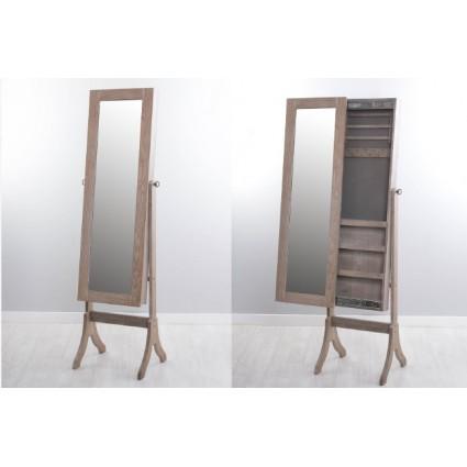 Espejo joyero madera - PRINCESS