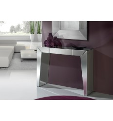Consola espejos color plata - ARTES