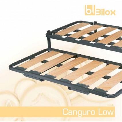 Somier Canguro de láminas Low de Bilox