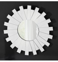 Espejo veneciano moderno Sol