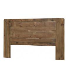 Cabecero estilo rústico de madera reciclada - BUNTA