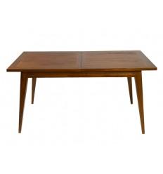 Mesa de comedor extensible madera colonial de Santiago Pons - MIAMI