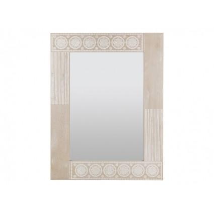 Espejo de estilo étnico - BOHO