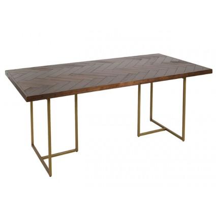 Mesa de comedor contemporánea - BRUNO