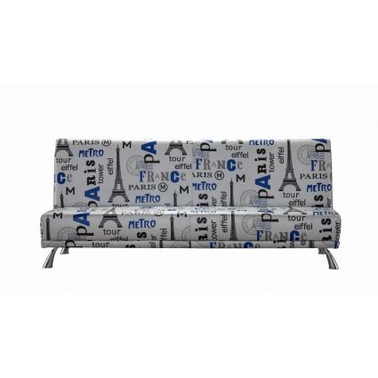 Sofá clic clac convertible en cama