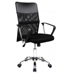 Sillón de oficina moderno negro de SDM - DISCOVER