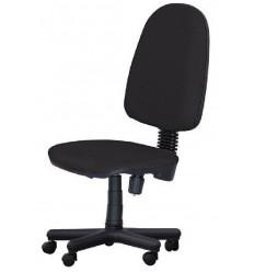Silla de oficina y estudio moderna negra de SDM - COM50