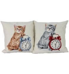 Set 2 cojines tonos variados de Hermes - CATS